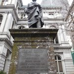 Josiah Quincy Statue