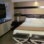 Sam's Town suite bedroom