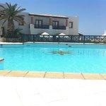 Beautiful villa pool