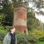 Old water tower, Upper Gardens