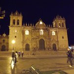 Catedral de Cusco.