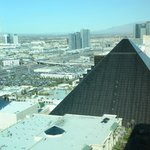 View to Luxor