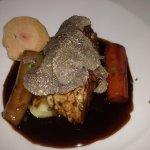 Riz de veau à la truffe!