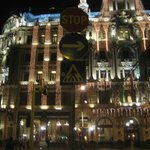The Boscolo Budapest At Night