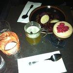 Dessert and Cocktails