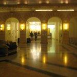 The Boscolo Budapest Reception  View