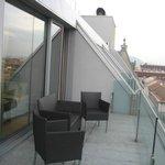 The Boscolo Budapest Superior Room 7th Floor - Balcony