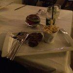 O meu jantar!