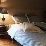 « LA TARTARIE »     Grande chambre avec lit double