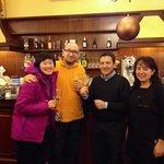 Felice Miluzzi ha scelto CAFFÈ FARAGLIA BARRIQUE, caffè Vincitore International Coffee Tasting 2