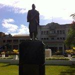 Ratu Sir Lala Sukuna Fiji Statesman statue