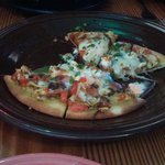 appetizer white pizza