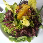 Mesclun Salad With Black Truffles