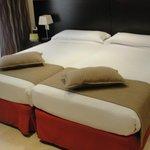 Cómodas camas
