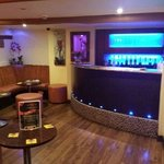 Jewel Balti's bar...