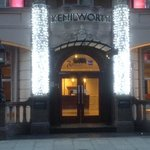 Christmas at the Kenilworth
