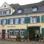 Hotel Rest Sonne Offenburg, sehr zu empfehlen