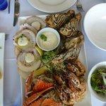 2Fish seafood platter