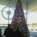 Beautiful Glass Tree