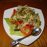 Papaya salad so good I am addicted to it and eat it three or more times a week!