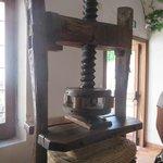 a paper press