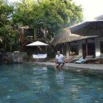 Seconde piscine, pour optimiser son intimité