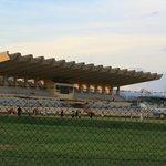 Stadium Next to Hotel