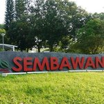Park Signboard, in case you miss it