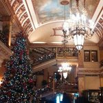 Hotel Lobby - beautiful!!!