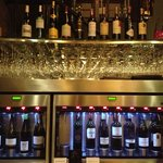 Dispenser of leading wines from around the world