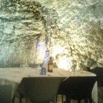 la grotta!