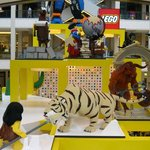 Lego Store display