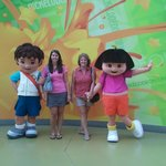 pic from a prior trip with Dora and Diego