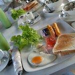 Amrican Breakfast☆★☆★☆