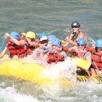 Fun times on the Yellowstone River