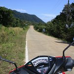 long roads, great for motorbikes