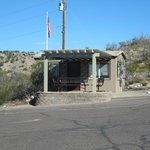 the ranger station