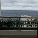 Room 404 balcony.