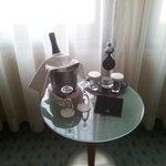 surprise birthday gift from hotel