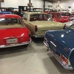 a tri-colour of British '60s motors..