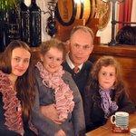 24.12.2013, Weihnachtsfeier im Landhaus Koller