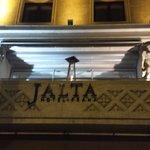 Jalta front entrance