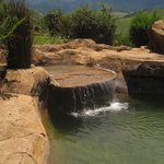 Beautiful rock pools around the Inkunzi Cave area