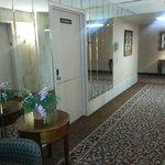 Hallway near Elevators