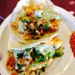 Shrimp tacos