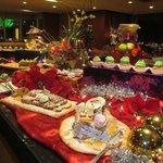 Dessert table (1/3 of buffet)