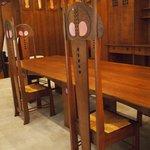 Mackintosh room recreated
