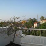 5th floor view over Siem Reap City Centre