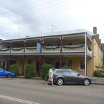 The Globe Inn front
