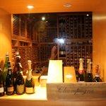 The Koi Wine Cellar